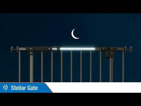 Stellar Led Baby Gate Installation Perma Child Safety Youtube