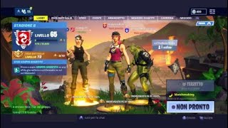 PARTITA SPETTACOLARE con w/genuino661calcio w/ryang177. FORTNITE ITA