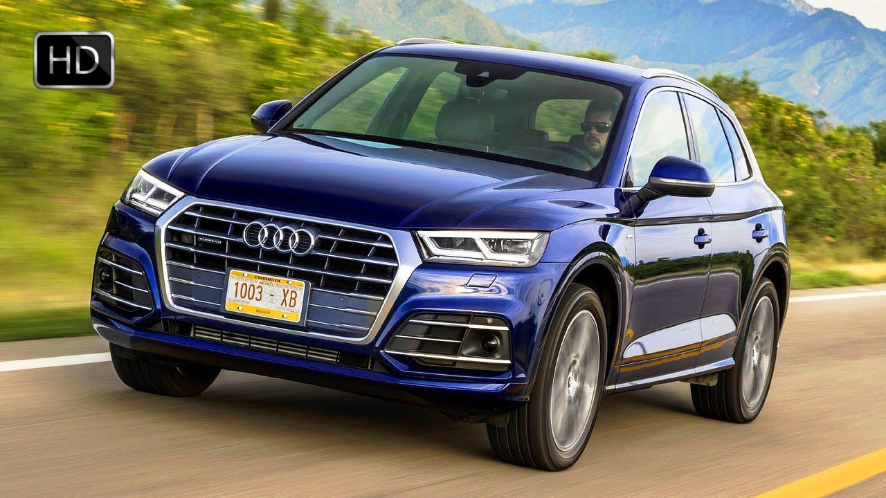 2018 Audi Q5 Tfsi Quattro Suv Navarra Blue Off Road Amp Road