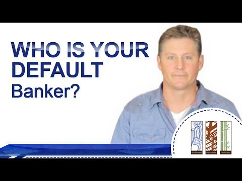 Who is your Default Banker? - (323) 472-5960