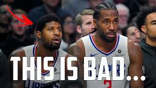 The Clippers Are In BIG Trouble Moving Forward...
