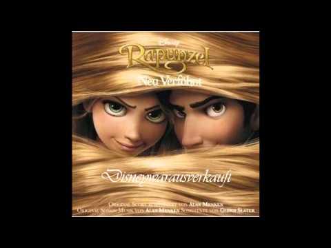Rapunzel neu verföhnt - Deutscher Soundtrack - TRACK 6 - ,,Endlich sehe ich das Licht
