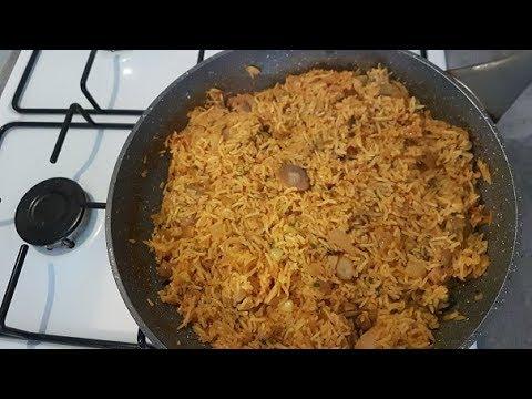 riz-au-champignons-tres-simple