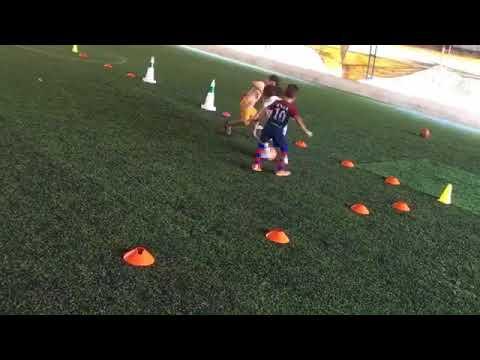 Obsesivo y cruel entrenamiento a un niño de 5 años para ser el nuevo Cristiano Ronaldo
