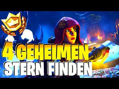 GEHEIMER STERN |BANNER WOCHE 4 SEASON 6 Fortnite Ladebildschirm WOCHE 4 |Secret star week 4 SEASON 6