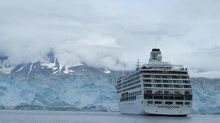 Celebrity Infinity Alaska Cruise 2015- Hubbard Glacier
