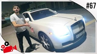 RIDING IN MO VLOGS NEW ROLLS ROYCE GHOST !!