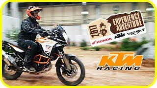 Experience Adventure on the KTM 1290 Super Adventure R