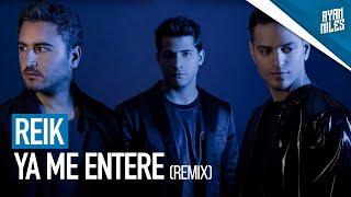 Video Reik - Ya me entere (Ryan Miles Bachata Remix) download MP3, 3GP, MP4, WEBM, AVI, FLV November 2017