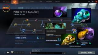Guía Misiones Treant Protector Winter Battle Pass-Dota 2-Español-2017-Path of the Paragon
