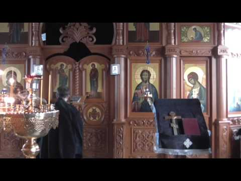 Молитвы перед Таинством исповеди