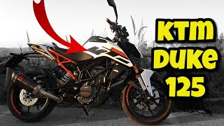 KTM 125 DUKE 2018 - TEST RIDE