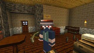 Minecraft TerraFirmaCraft S2 #7: Grain, Rain & Pain