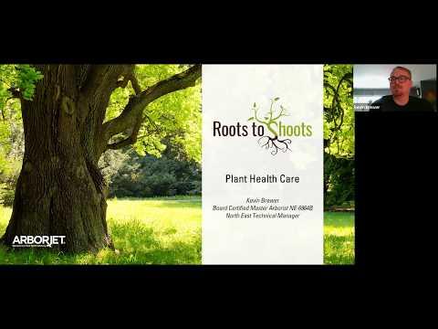 Plant Health Care Arborjet Webinar