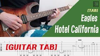 [TAB] Hotel California Guitar solo