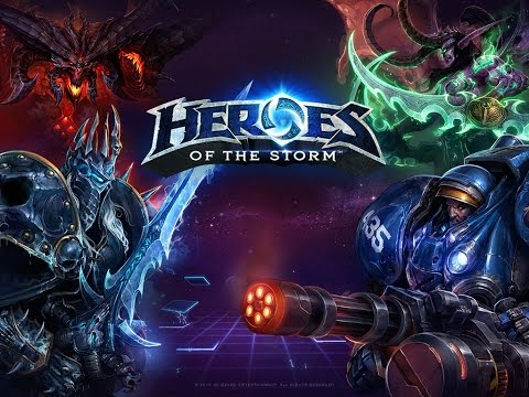 Heroes of the Storm vale a pena ? Conhecendo o jogo