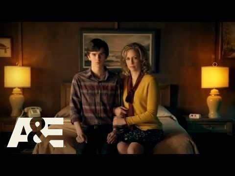 Bates Motel: Norma Norman Teaser Trailer | A&E