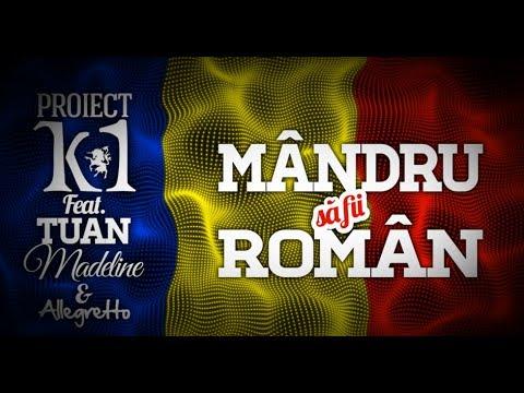 proiect k1 mandru sa fii roman