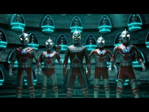 Ultraman Zero Vs Darklops Side story 2010 Parte 1