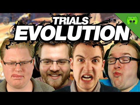 DUMME BRILLE! 🎮 Trials Evolution #10