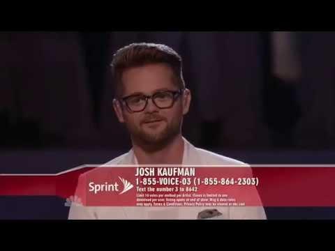 Josh Kaufman - Set fire to the rain