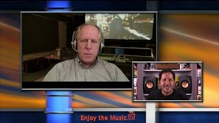 Mark Waldrep of AIX Records, iTrax, and Real HD-Audio on Enjoy the Music.TV
