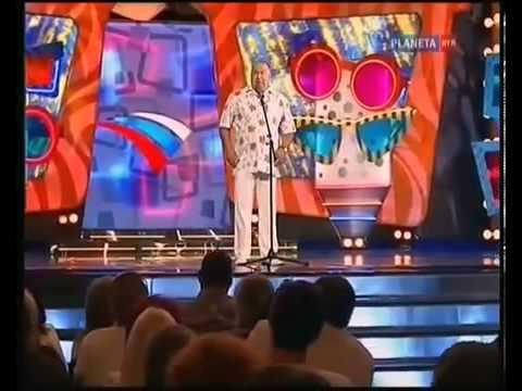 Игорь Маменко  Анекдот  Пушка и снаряд