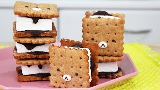 How To Make Rilakkuma S'mores!