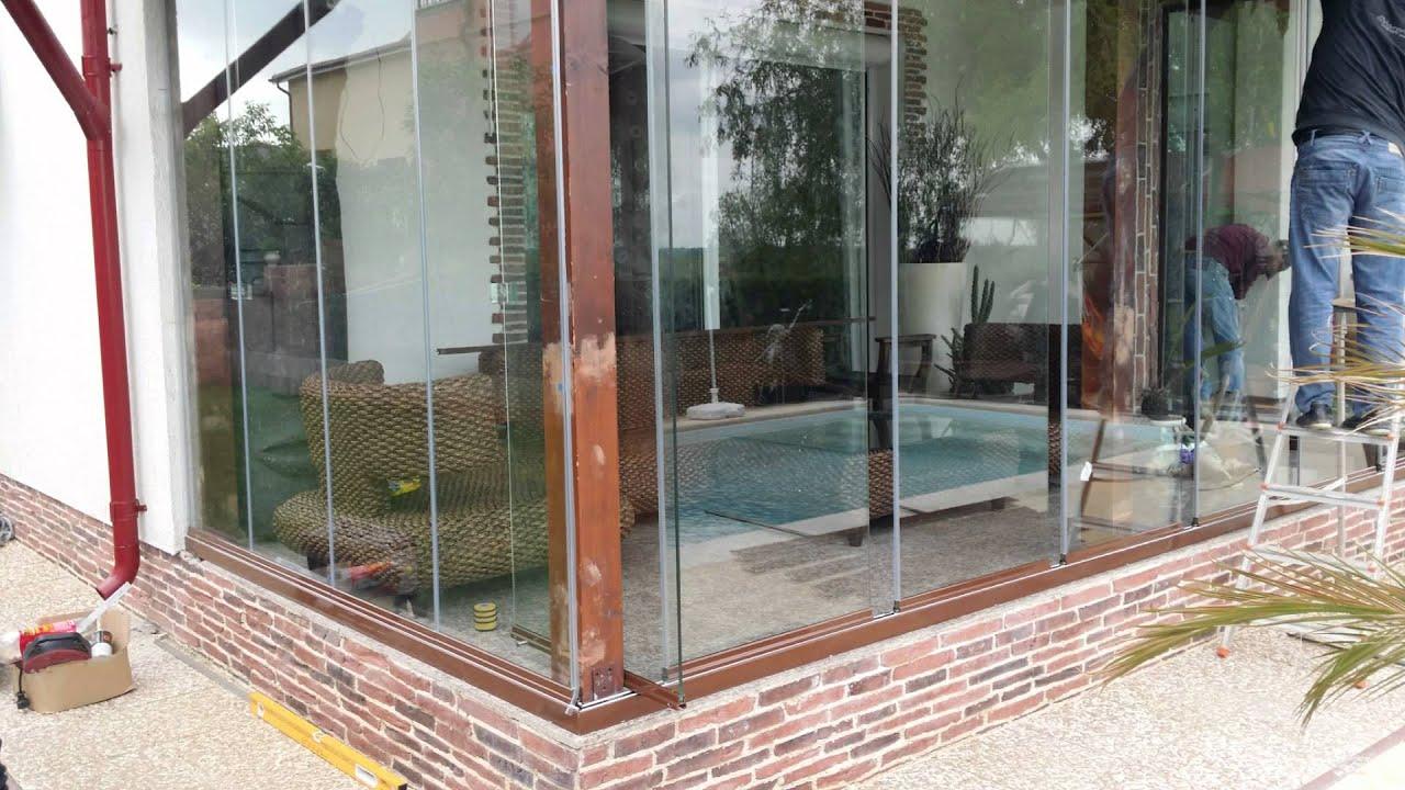 Inchideri terase cu sticla glisanta inchideri balcoane cu for Case cu terase