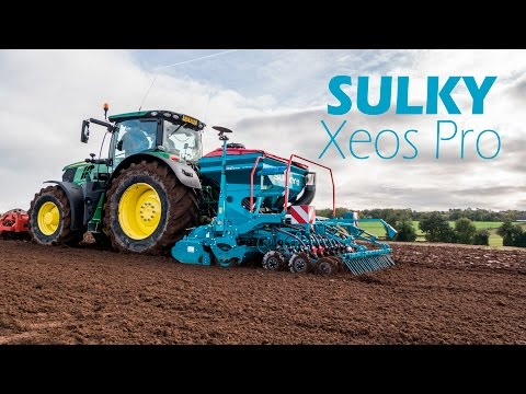 Johnston Gilpin Demo Day 2016 - Sulky Xeos Pro - 4K