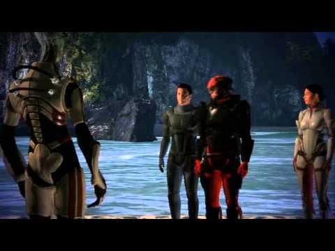Mass Effect 1 (RUS) (игрофильм)