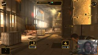 Video Gameplay DEUS EX THE FALL - PC