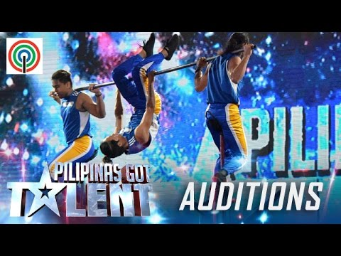 Pilipinas Got Talent Season 5   Malvar Acrobats