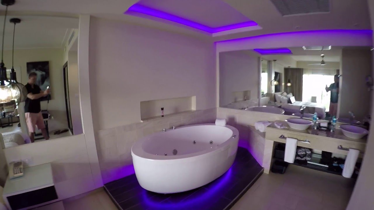 Luxury Presidential One Bedroom Suite Chic Punta Cana