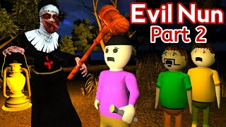 Evil Nun Horror Story Part 2 | Apk Android Game | Horror Movies 2020 | Make Joke Horror