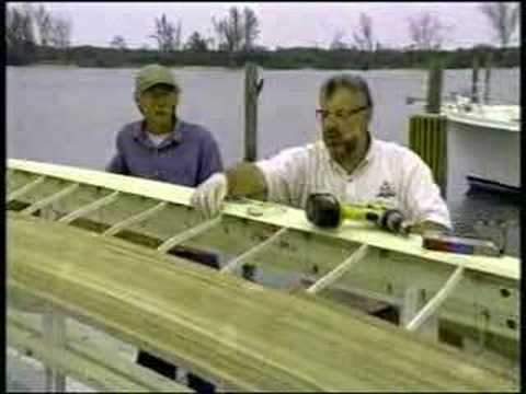 Building an Adirondack Guide Boat Part 2