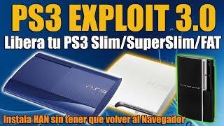 PS3Exploit 3.0 Todos los Modelos Super Slim / Slim / FAT - LEER DESCRIPCION