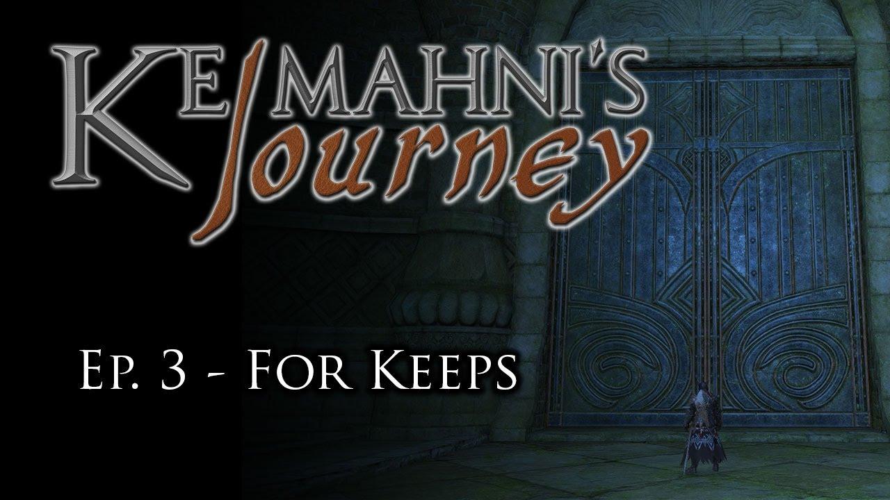 Ke' Mahni's Journey - For Keeps (S01E03) - FFXIV Machinima