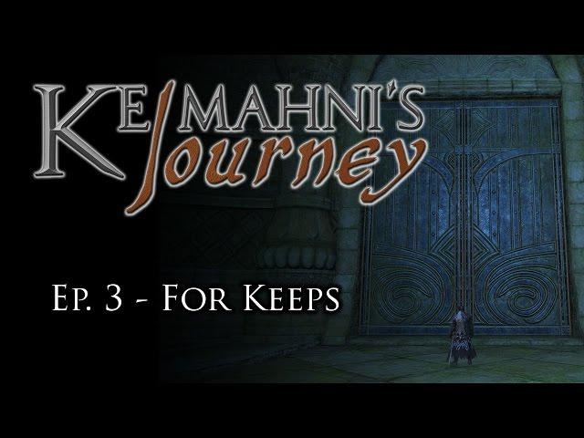 Ke' Mahni's Journey - For Keeps (S01E03) - FFXIV Machinima Standard quality (480p)