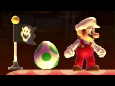 Super Mario Maker - 100 Mario Challenge #187 (Expert Difficulty)