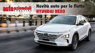 Hyundai Nexo: novità auto per le flotte | Auto Aziendali Magazine