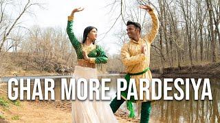 Ghar More Pardesiya | Rohit Gijare & Aaliya Islam | Kalank | Alia Bhat, Madhuri Dixit | Dance
