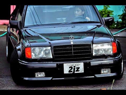 Mercedes Benz 2jz  Swap thread  2jz 300CE