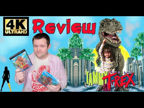 Download Tammy And The T-Rex (1993) Vinegar Syndrom 4K Review
