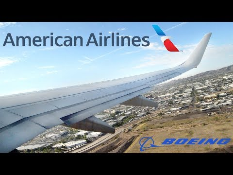 American Airlines Boeing 737-800 (N849NN) Takeoff from Phoenix Sky Harbor Airport (PHX)