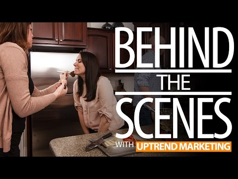 Behind the Scenes with Uptrend Marketing & Allen Mowery Photography