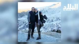 الطائرة المصرية المنكوبة تنهي قصة وفاء زوج  -el bilad tv-