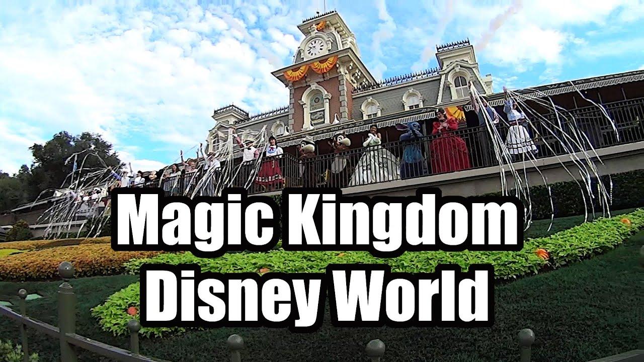 disney world vlog magic kingdom september 2015 day 2