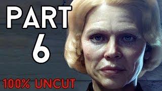 Let's Play Wolfenstein The New Order Deutsch 100% UNCUT #06 - Ariernachweis