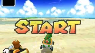 Mario Kart DS: Racing on Battle Courses!